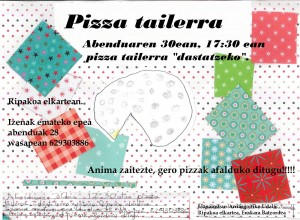 Pizza tailerra