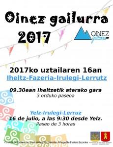 OINEZ GAILURRA