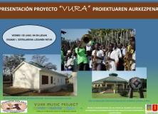 """Lizoain-Arriasgoiti: """"Presentación proyecto musical VURA""""/Lizoainibar-Arriasgoitin: """"VURA proiektu musikalaren aurkezpena"""""""