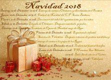 NAVIDAD 2018 MONREAL