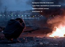 """Documental """"Invierno en Europa"""" en Lizoain-Arriasgoiti""""/ """"Invierno en Europa"""" dokumentala Lizoainibar-Arriasgoitin"""
