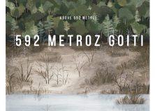 """""""592 metroz goiti"""" documental en Lizoain/ """"592 metroz goiti"""" dokumentala Lizoainen"""