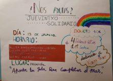 FIESTA SOLIDARIA COLEGIO SANTA BÁRBARA DE MONREAL