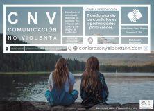 """Comunicación no violenta"" Charla en Lizoain/Hitzaldia Lizoainen"
