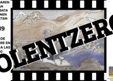 Olentzero del Valle de Lizoain-Arriasgoiti, este año en Lizoain/Lizoainibar-Arriasgoitiko aurtengo Olentzero, Lizoain herrian