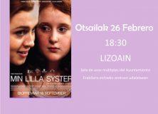 Zineforum Lizoainibararriasgoitin/Cinefórum en Lizoain-Arriasgoiti